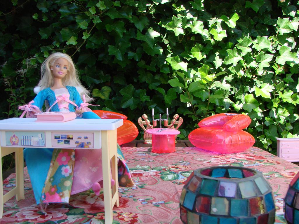 Barbie Studio
